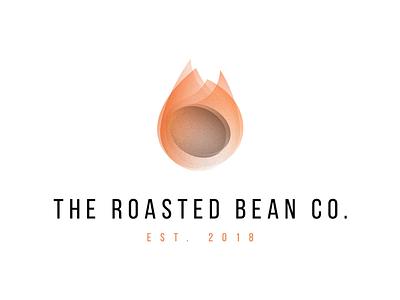 Daily Logo Challenge: Day 6 roasted bean dailylogochallenge grain illustration minimal design logo branding brand