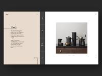 Homeware Store Concept