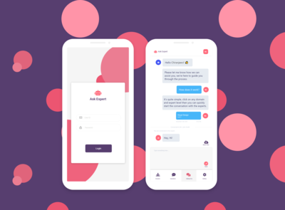 Ask Expert - Mobile App