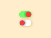 On/Off Switch — Daily UI #015