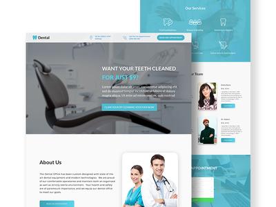 Dental Webdesign