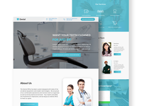 Dental Webdesign