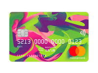 Credit Card Design III illustrator illustration experimental cinema4d card