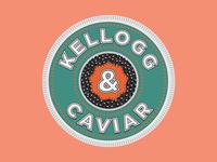 Kellogg & Caviar Logo