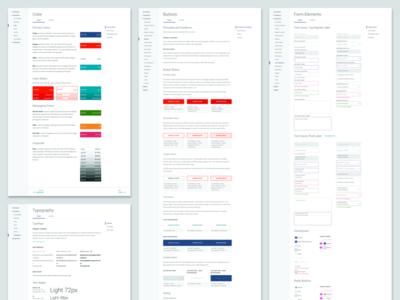 Design System Layout