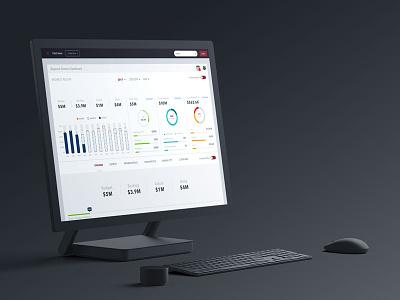 Analytics Dashboard statistics data pie chart bar charts graphs visualization data viz