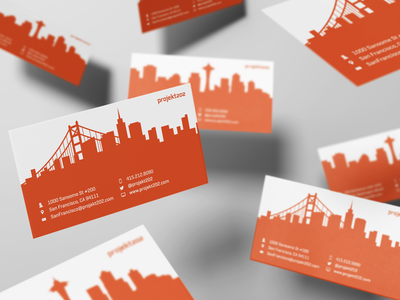 projekt202 Business Card