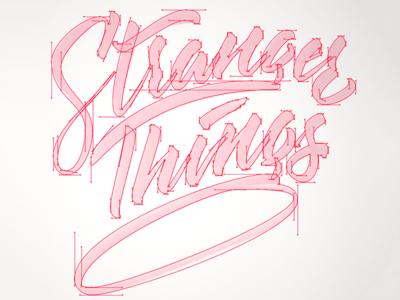 Stranger Things - Vectoring