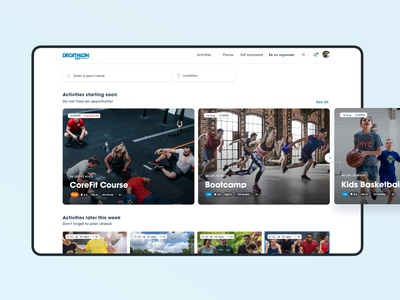Home Page -Decathlon Community