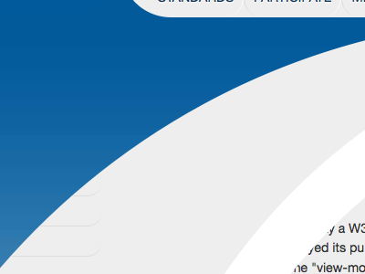 Curvaceous css rounded curves