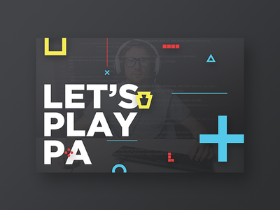 Lets Play PA concept housebuilt video game gaming play pa