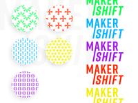 MAKERSHIFT Branding