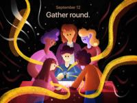 Apple Event (Fan Illustration)