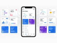 Locus App - Widget System