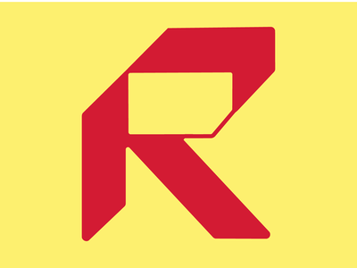 "Letter ""R"" - 36 Days of Type 36daysoftype08 branding identity brand design symbol mark 36daysoftype 36days-r lettering typogaphy type letter"