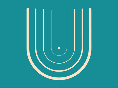 "Letter ""U"" - 36 Days of Type branding type identity typography letter symbol design 36days-u 36daysoftype08 36dayoftype"