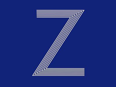 "Letter ""Z"" - 36 Days of type symbol mark alphabet 36days-z brand 36daysoftype typography type 36daysoftype08 letter"