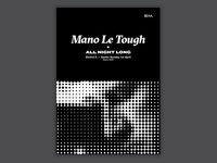 Mano Le Tough - Hidden Agenda