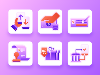 Payment Icon Set #2