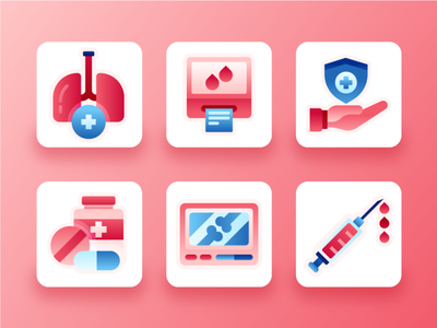Hospital Icons #1