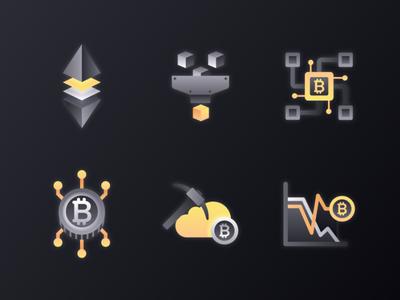 Blockchain Icon 1