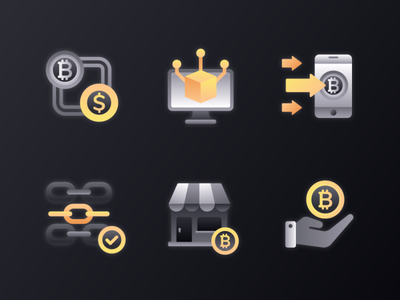 Blockchain Icon 2