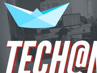 tech@NYU ship typography