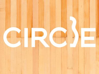 Circle Bowling Logo Wordmark