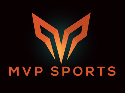 MVP Sports logo finally published warrior icon wolf mvp sports app logo game