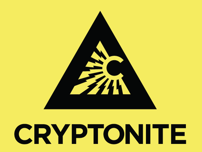 Cryptocurrency logo designs in progress kryptonite c explosion orange county art director freelancer logo cryptocurrency