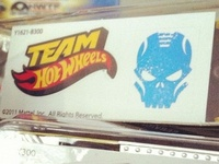 Nicelogo Team Hot Wheels