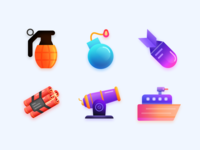 some weapon icon