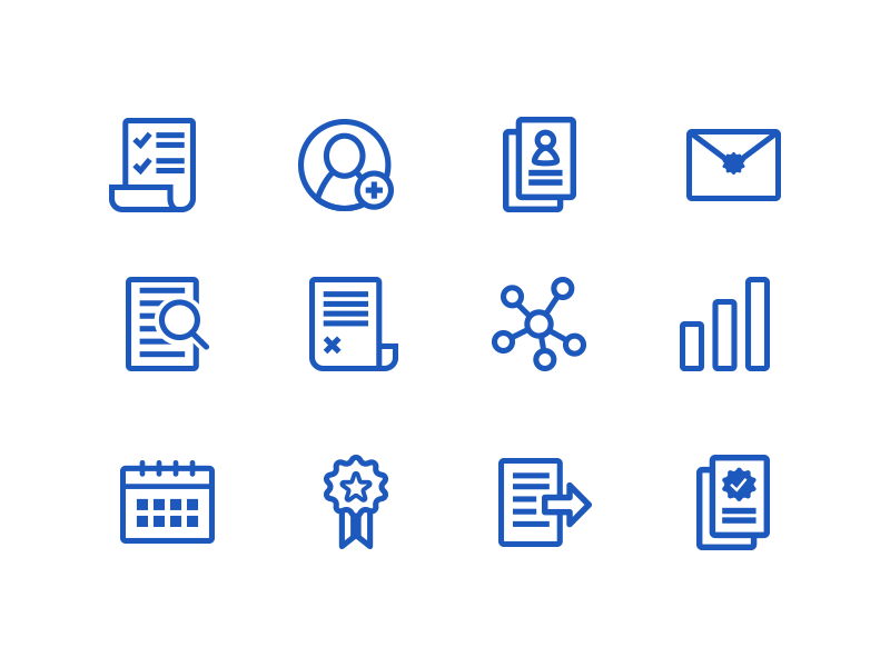 Asalazar dribbble buildingconnected icons