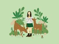 Japan Diary: Deer Park in Nara