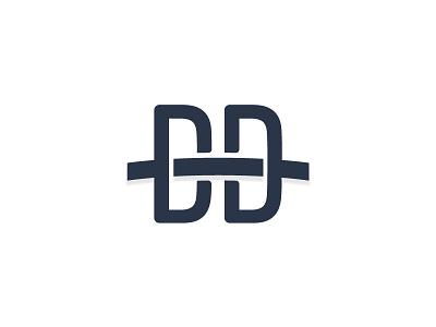 Bridge Design Logo brand monogram logo bridge