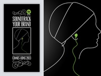 Cannes Lions - Soundtrack your Brand