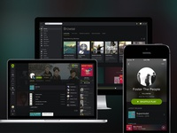 The new Spotify