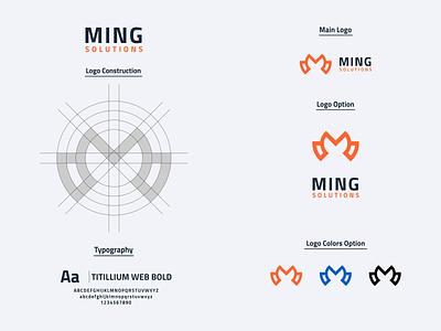 Lettermark M Logo visual identity brand book brand identity prio hans logo designer m logo letter m logo letter mark letter m logo process typography vector branding logo