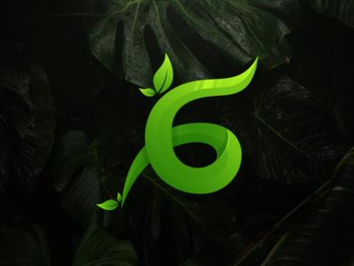 Green Life Logo Concept