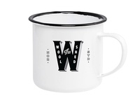 The Woolshed Mug design identity qualtrics typography type branding cup mug animal wool sheep australia sydney