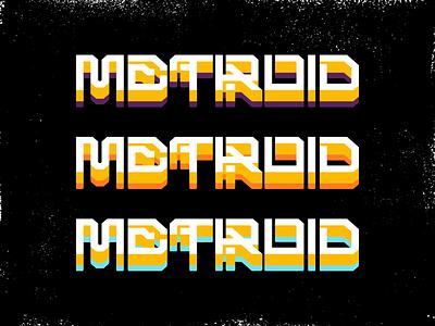 Metroid samus aran samus texture type typography video game videogames video games nintendo metroid
