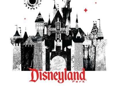 Disneyland Sleeping Beauty Castle anaheim princess california flag stars sun texture disney disneyland castle