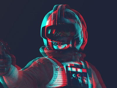 Luke Skywalker jedi rebel alliance rebel hero helmet gun poster empire strikes back sci-fi disney luke skywalker star wars