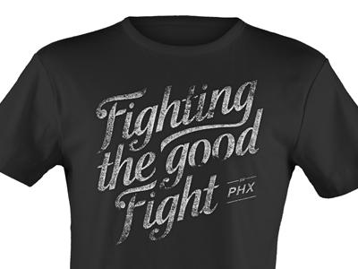 Thegoodfight mockup