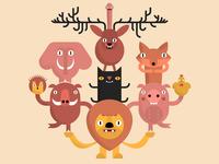 Animals - Tada!