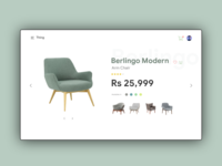 Single Item - E-commerce - Daliy UI 012