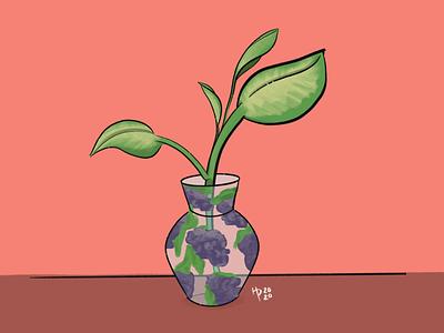 Propagation illustrator digital art digital illustration illustration procreate