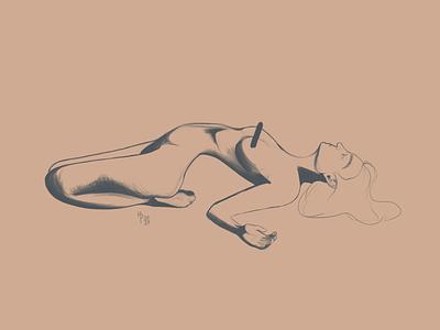 figure shapes figure drawing figure digital illustration digital art illustration procreate