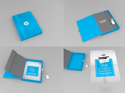 HP_A3 Printer_Direct Mailer