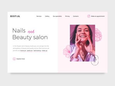 Ropak nails&beauty studio